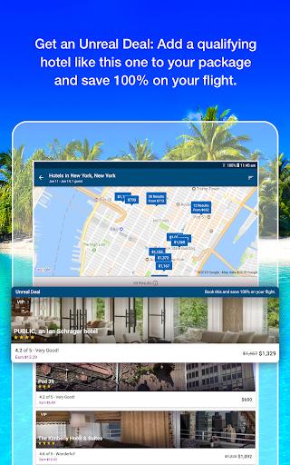 Orbitz - Flights, Hotels, Cars Applications (apk) téléchargement gratuit pour Android/PC/Windows screenshot