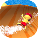 Waterpark Slide Park Race IO 2019 1.0 APK تنزيل