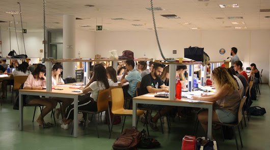 La UAL hará más de 46.000 exámenes hasta el 29 de junio