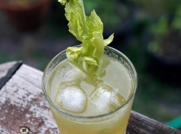 Celery Julep Recipe