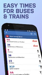 Glasgow Subway & Bus Times - náhled