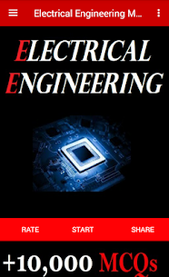 Electrical Engineering MCQs (+10,000) App Download For Android 1