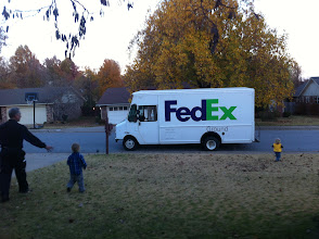 Photo: The Fed Ex Truck deliverd the Full Core to my house within 2 days of me ordering it!