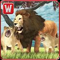 Wild Lion Adventure Simulator icon
