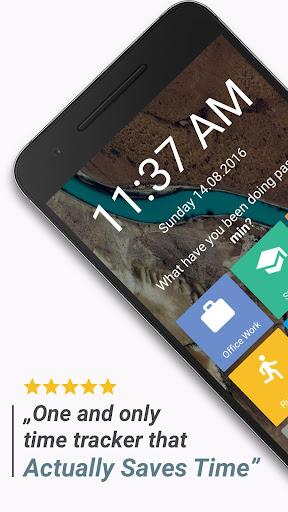 SaveMyTime - Time Tracker 3.0.8 screenshots 1
