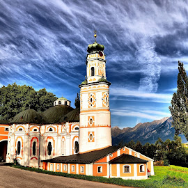 A Tyrolean Church by Francis Xavier Camilleri - Buildings & Architecture Places of Worship (  )