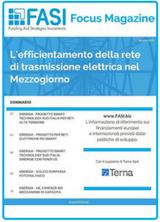 L' efficientamento della rete di trasmissione elettrica nel Mezzogiorno