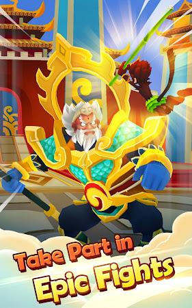 Monkey King Escape 1.6.0 screenshot 22112