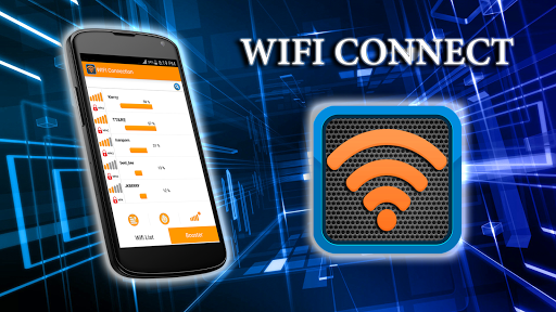 WIFI Connection WiFi接続