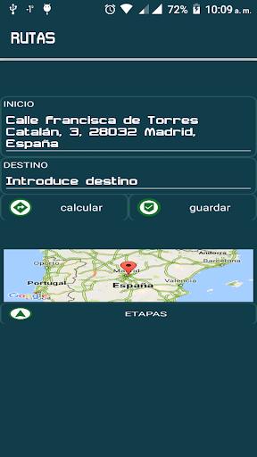 ECORUTAS screenshot 6