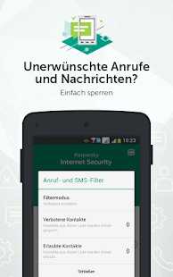 Kaspersky Antivirus & Security – Miniaturansicht des Screenshots