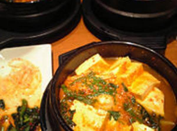 Korean Kimchi Soup Recipe