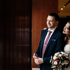 Wedding photographer Viktor Zdvizhkov (zdvizhkov). Photo of 23.06.2017