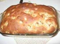 Apple Cinnamon Batter Bread