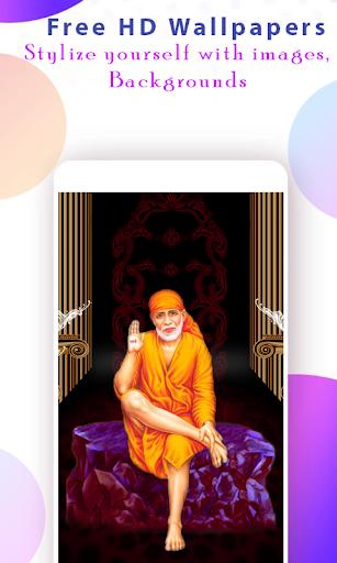 Sai Baba Wallpapers HD 1.0.1 screenshots 1
