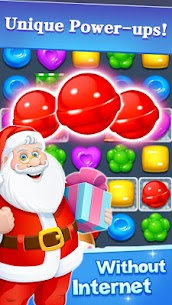 Candy Christmas 1.4.0 [Mod + APK] Android 2