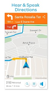 AT&T Navigator: Maps, Traffic- screenshot thumbnail