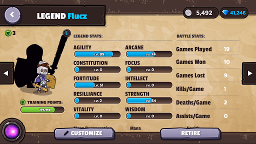 Mini Legends screenshots 7