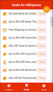 Coupons For AliExpress Shopping - náhled