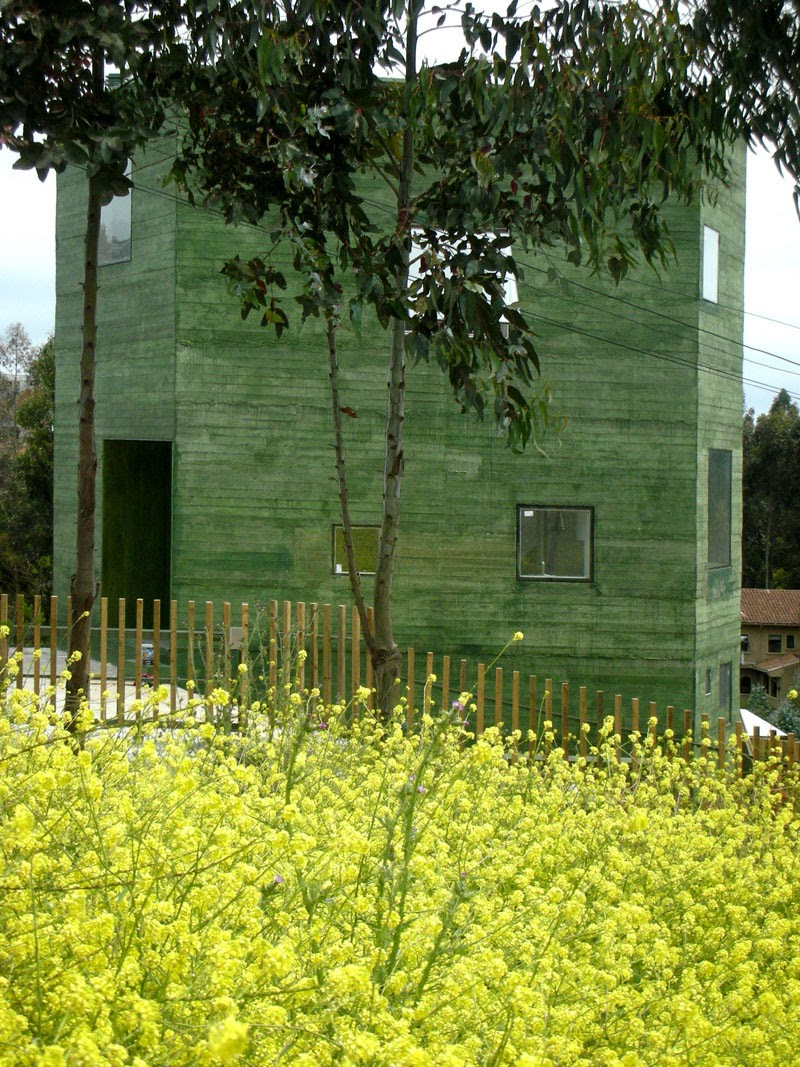 Casa Fosc - Pezo von Ellrichshausen