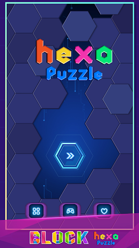 Hexa Puzzle screenshot 1