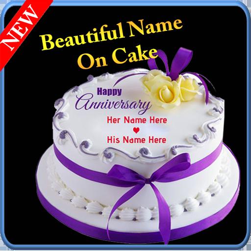 Name On Birthday Cake 2019