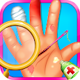 Hand & Nail Doctor Kids Games apk