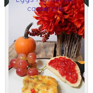 Eggs Florentine Casserole Recipe