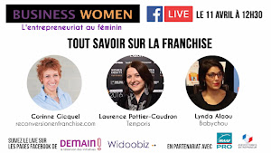 La femme et la franchise; business Women