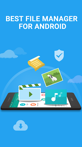 Fs File Manager, File Master for Android