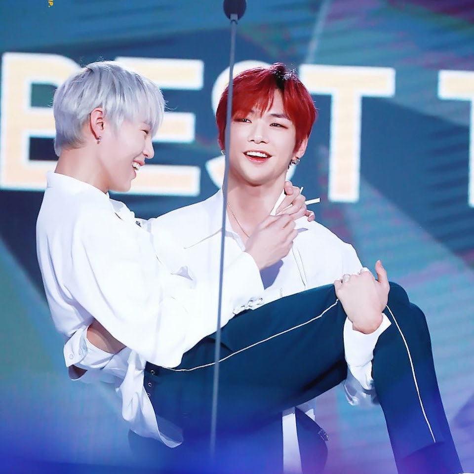 ha sungwoon kang daniel dating 3