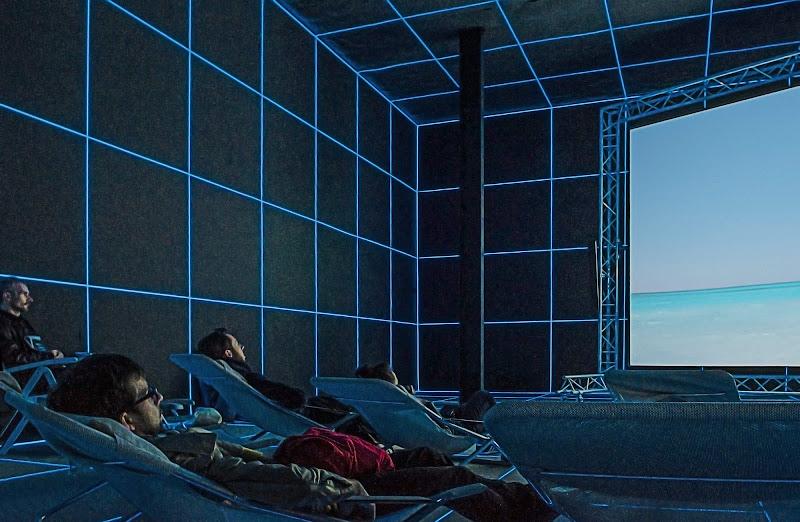Spiaggia virtuale di Aldo Rizzardi