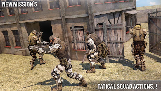 Download New Commando Shooter Arena: New Games 2020 For PC Windows and Mac apk screenshot 4