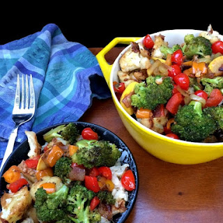 Healthy and Easy Veggie Stir Fry