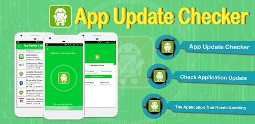 App Update Checker Update Apps Applications Sur Google Play