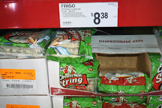 Photo: This is a fairly good price for a pack of string cheese. They make packing lunches for the kiddos easy too.