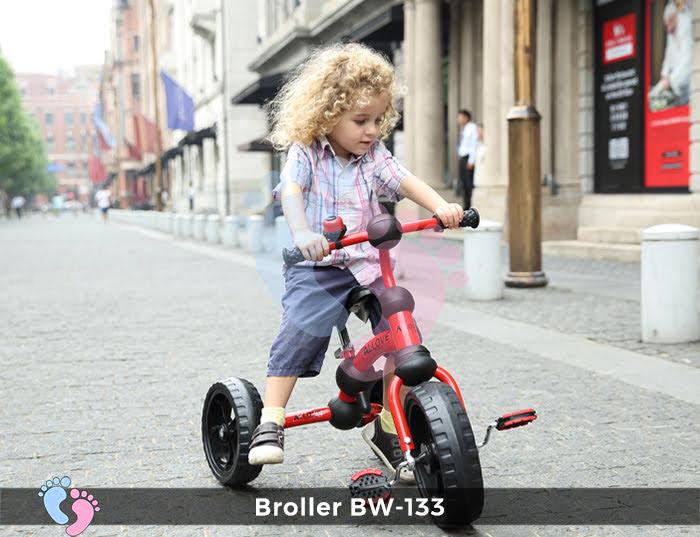 Xe đạp 3 bánh Broller XD3-133 1