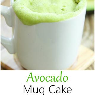 Avocado Mug Cake.