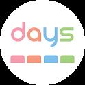 days(デイズ)  -  チャットで毎日が変わる icon