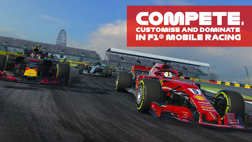 F1 Mobile Racing 1.3.9 Cheat screenshots 1