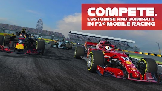 F1 Mobile Racing 1.4.2 Apk Mod + Data (Unlimited Money) Latest Version Download 1
