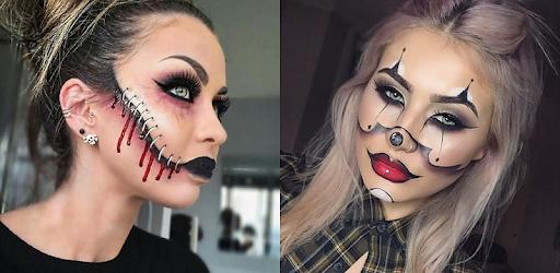Приложения в Google Play – Halloween Make Up <b>2018</b> - Best <b>New</b> ...