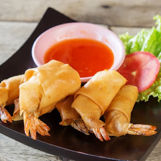Cha Gio Tom (Fried Shrimp Rolls)