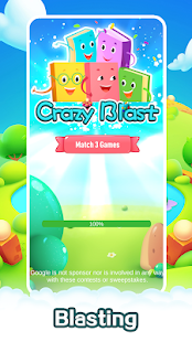 Download Crazy Blast - Magic match 3 game For PC Windows and Mac apk screenshot 1