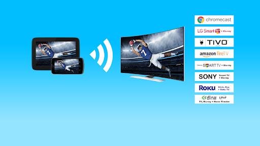 Video & TV Cast | Hisense & Sharp & TiVo & VEWD - Apps on