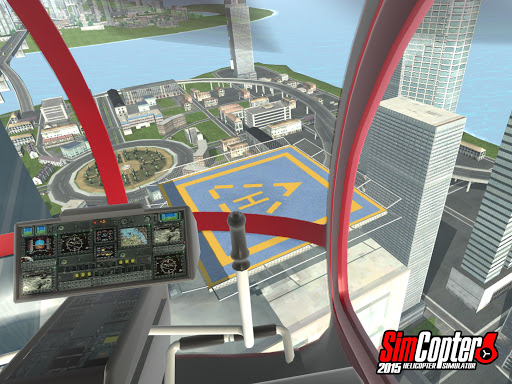 Helicopter Simulator SimCopter 2015 Free  screenshots 21