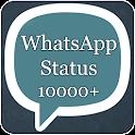 10000+ Status for Whatsapp icon