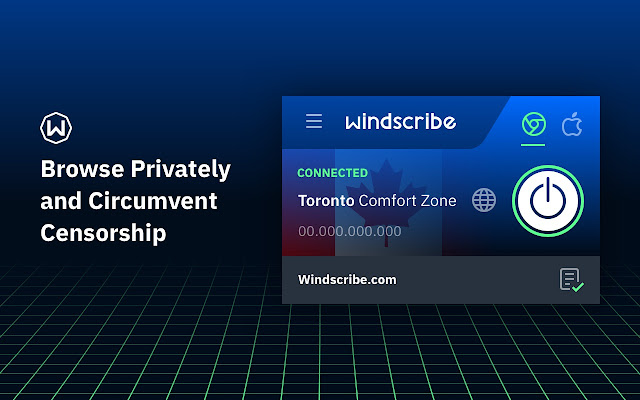 Windscribe - Free Proxy and Ad Blocker