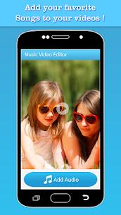 Music Video Editor Add Audio apk download 2