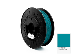 FiberForce Pantone (R) 17-4928 TPG PLA Filament - 2.85mm (0.75kg)